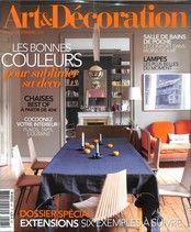 Abonnement Art et Décoration | Abonnement magazine par Toutabo.com