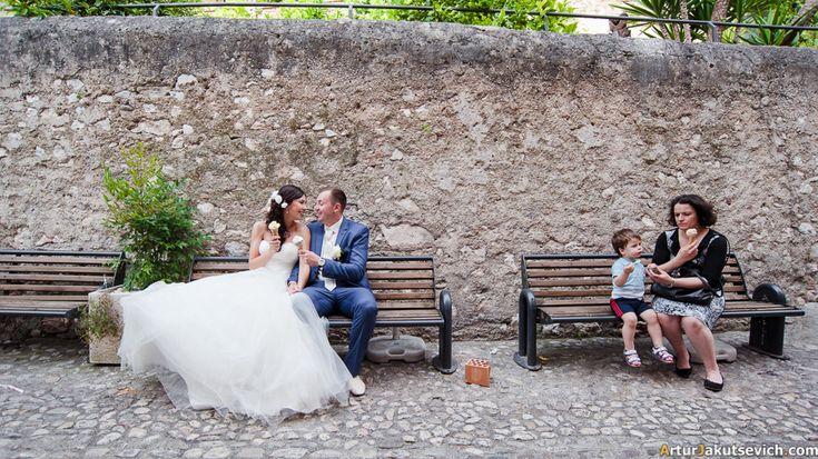 Lake Garda wedding