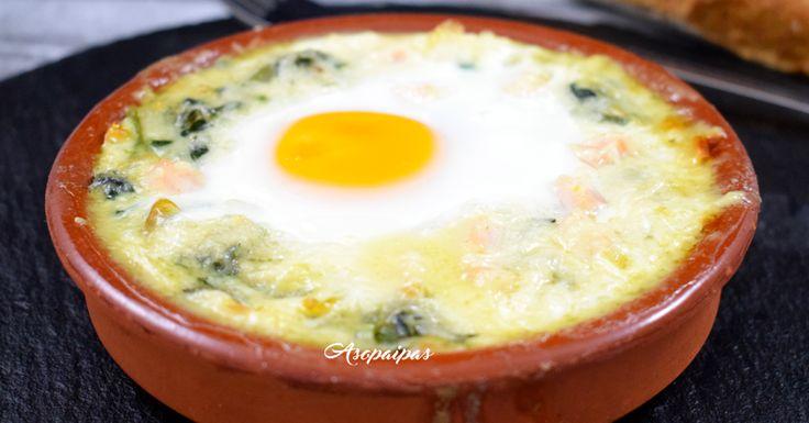 Vídeo receta de los huevos a la florentina
