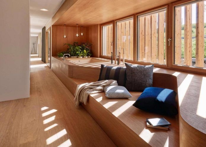 Eco wooden stylish home in Erkheim, Germany designed by Alfredo Häberli - CAANdesign | Architecture and home design blog