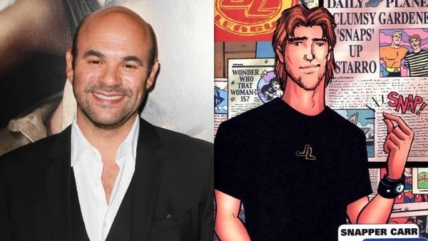 Supergirl Taps Ian Gomez For 'Snapper Carr' Character