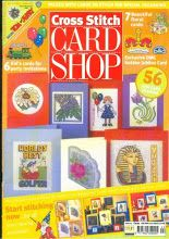 Cross Stitch Card Shop Issue 24 May/June 2002 Saved