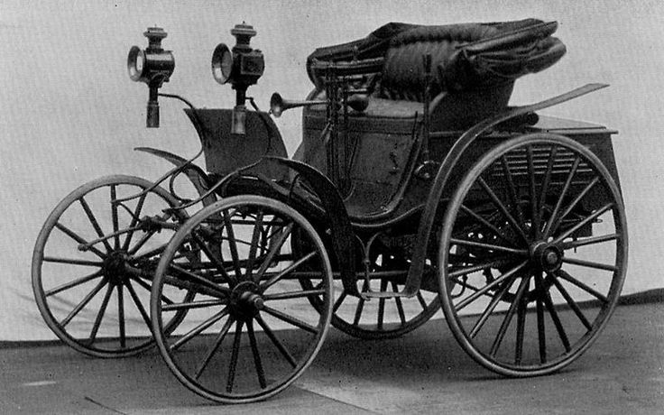 In 1807 François Isaac de Rivaz designed the first car powered by an internal combustion engine fueled by hydrogen. In 1864 Siegfried Marcus built the first gasoline powered combustion engine, which he placed on a pushcart, building four progressively sophisticated combustion-engine cars over a 10-to-15-year span that influenced later cars. The four-stroke petrol (gasoline) internal combustion engine that still constitutes the most prevalent form of modern automotive propulsion was patented…