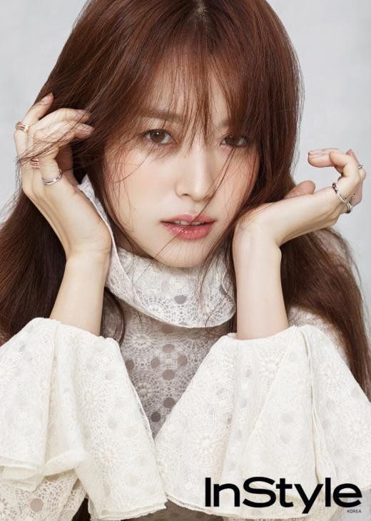 More pictures unveiled from Han Hyo Joo's 'InStyle' shoot | allkpop.com