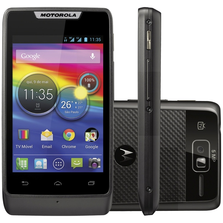 Motorola RAZR D1 is a optional dual Sim mid-range price and the latest Android OS smarphone.