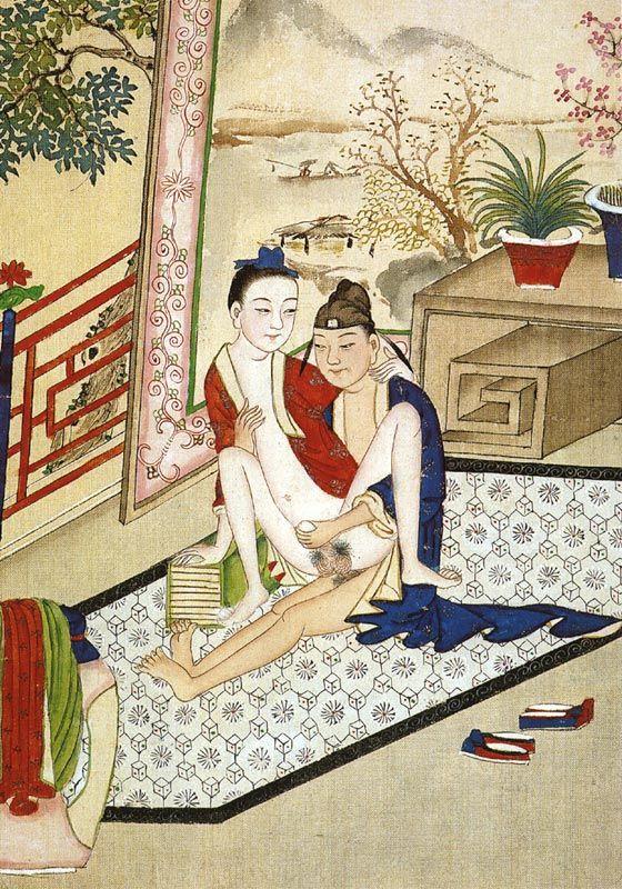 Chinese gay art