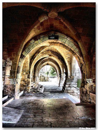 Santander cathedral (España-Spain)- by Vítor Ribeiro
