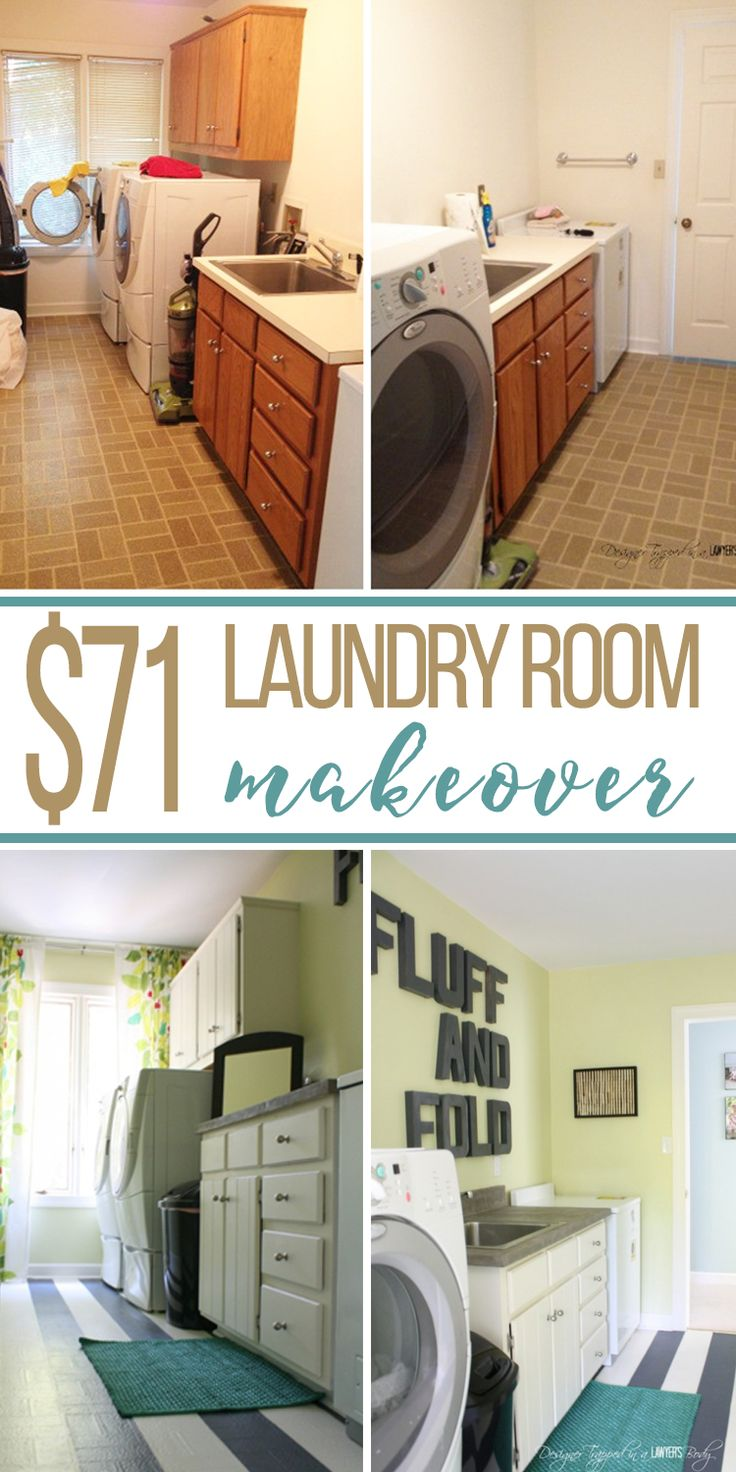 Diy Laundry Room Decor 17 Best Images About Laundry Rooms On Pinterest Washers Shelves