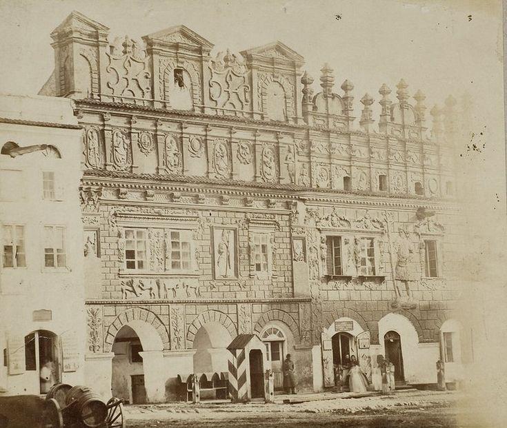 Kazimierz Dolny, House near the market. 1860