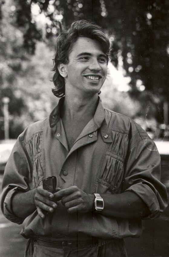 Dmitri Hvorostovsky circa 1987
