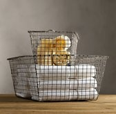 baskets for the laundry room