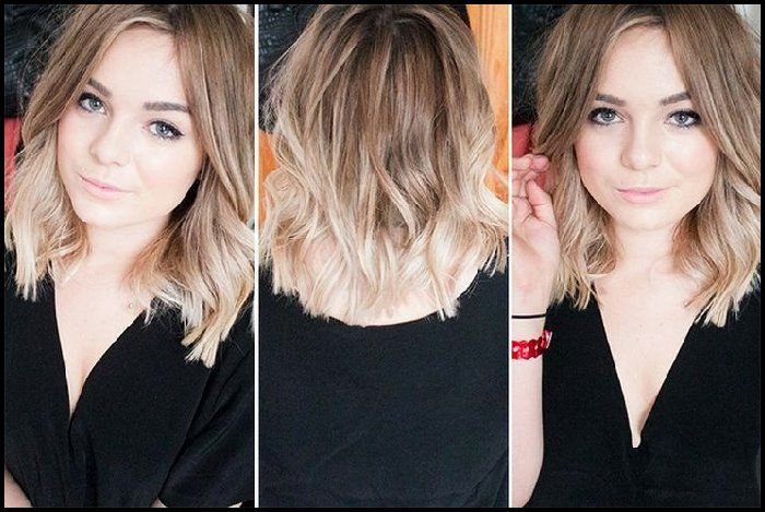60 Trendige Haarschnitte Fur Frauen Beste Frisuren Inspiration Popular Frisuren Schone Frisuren Fur Schulterlange Haare Schulterlange Haarschnitte Bob Frisur