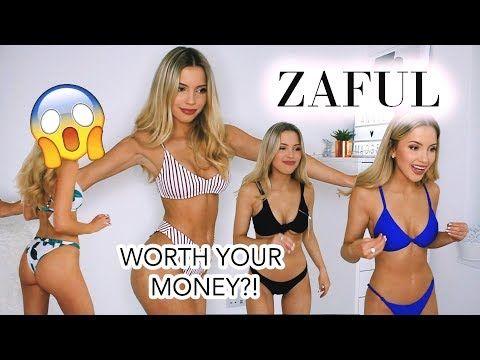 63a2e8cf039de ZAFUL BIKINI TRY ON HAUL! I'M SHOCKED! LOVE OR HATE? | anniemadgett -  YouTube