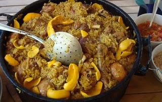 Galinhada Goiana (com pequi yummy)