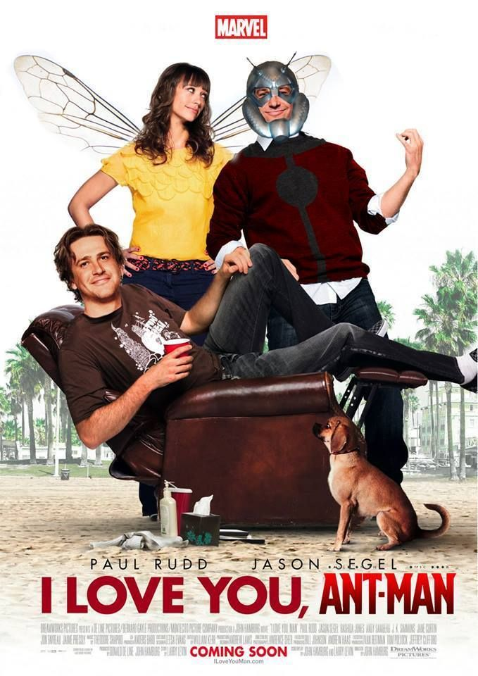 Marvel Confirms Paul Rudd as 'Ant-Man'   /Film