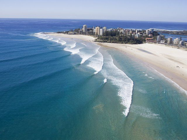 Superbank, Gold Coast, Australia