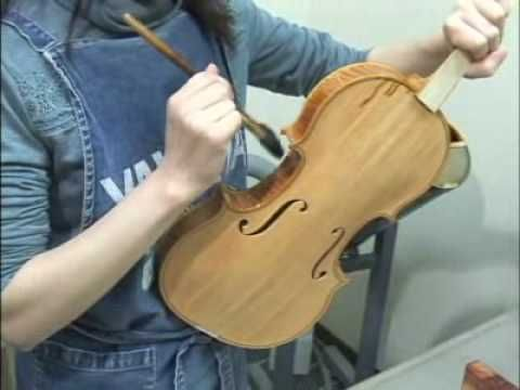 Yamaha Violin Custom Workshop