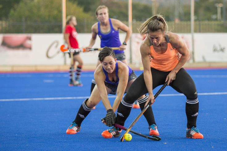 Fighting for their dreams, the SA Women's Hockey team are destined for great things.