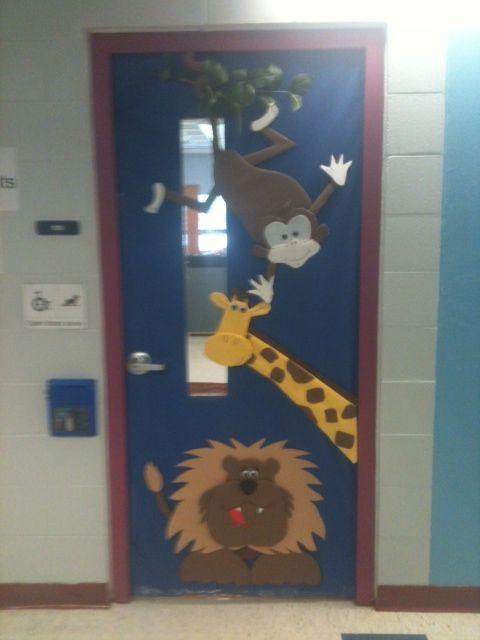 Classroom Decor Animals : Best zoo images on pinterest classroom ideas