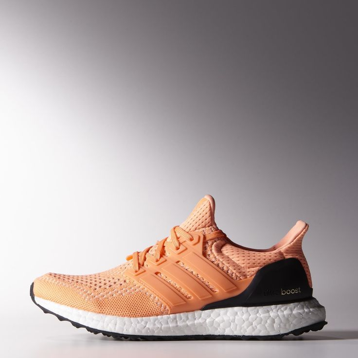 adidas Ultra Boost Shoes - Orange | adidas US