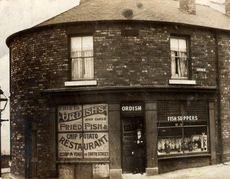 Old Fish and Chip shop #socialsheffield #sheffield