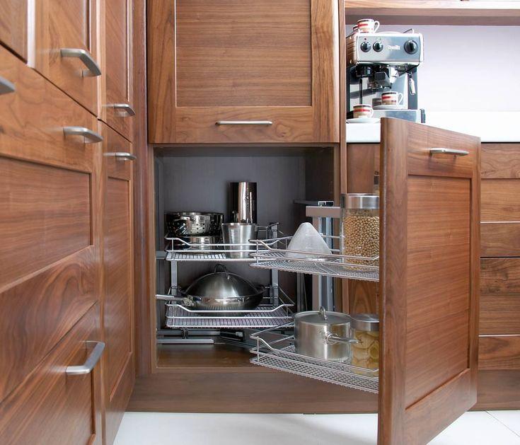 Storage Ideas For Corner Kitchen Cabinets: Best 25+ Corner Cabinet Storage Ideas On Pinterest