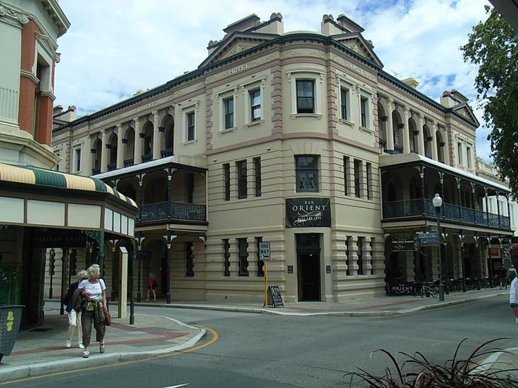 Orient Hotel, Fremantle