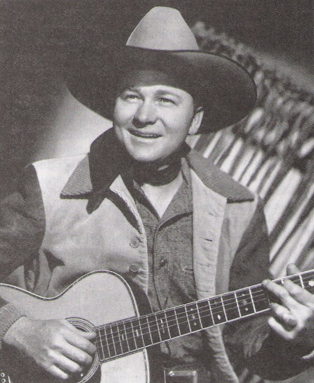 Tex [Woodward Maurice] Ritter (January 12, 1905 – January 2, 1974)  was a country music singer and movie actor popular from the mid-1930s into the 1960s, and the patriarch of the Ritter family in acting (son John and grandson Jason).