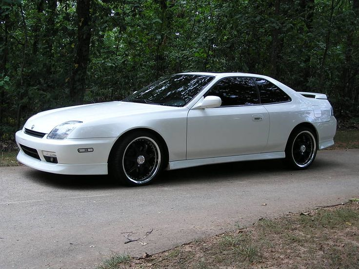 What I wish my Prelude looked like