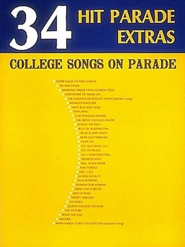 34 Hit Parade Extras | College Songs On Parade