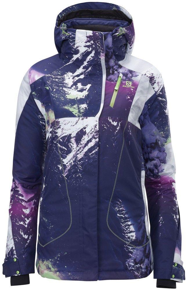 ZERO JACKET W Jackets Clothing Alpine Skiing