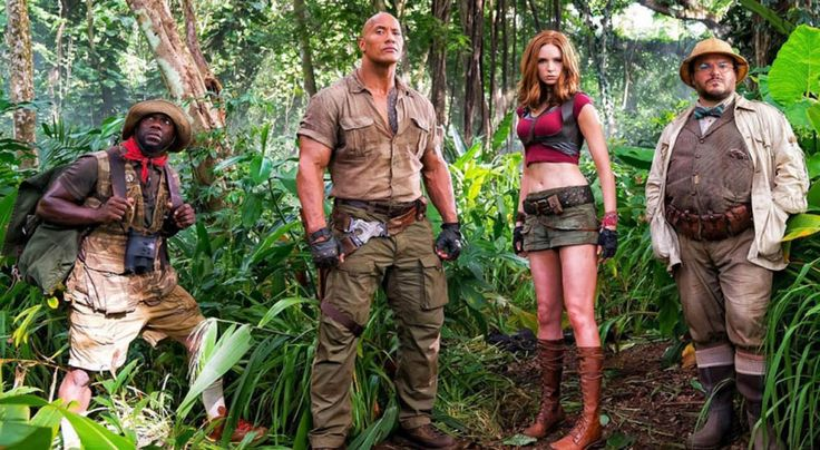 Jumanji trailer: Welcome To Jungle Trailer Released
