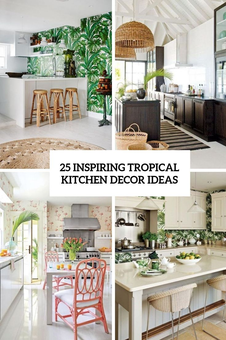 22 Tropical Decorating Ideas for Living Rooms 22 in 22