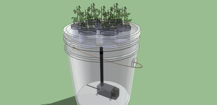 How to Make a Simple 5 Gallon Bucket Aeroponics System Posted on November 14, 2013 by Dennis McClung