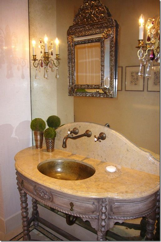 8 Best French Bathroom Sinks Images On Pinterest