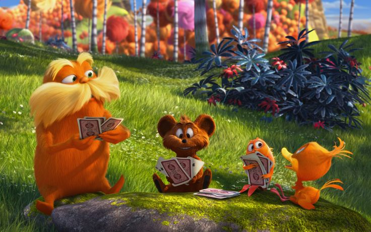 2880x1800 px the lorax image for desktop hd by Steel Black