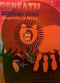 Beneath African Skies - Peoples Theatre