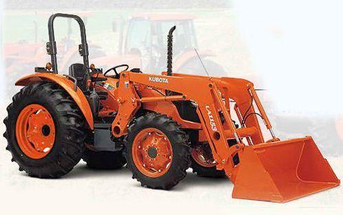 Kubota Tractor Prices | Kubota M6040 M Series