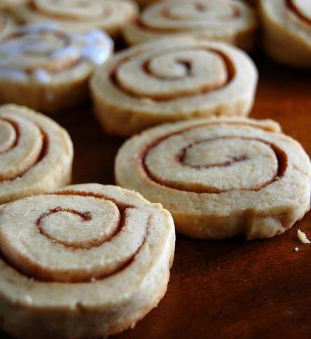 Cinnamon roll cookies | Get in my BELLY! | Pinterest