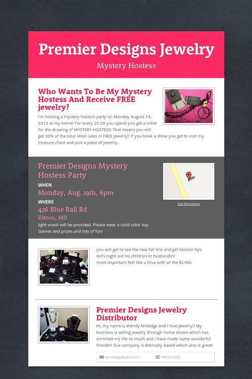 17 migliori immagini su premier designs su pinterest origami owl raccolte fondi e feste a casa for Premier designs hostess plan
