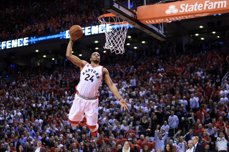 NBA playoff scores 2016: Raptors stave off demons with 1 amazing...: <img… #Raptors