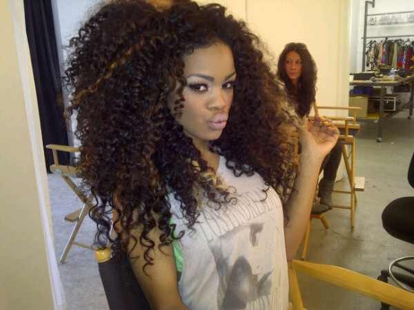 17 Best Images About Teyanna Taylor On Pinterest