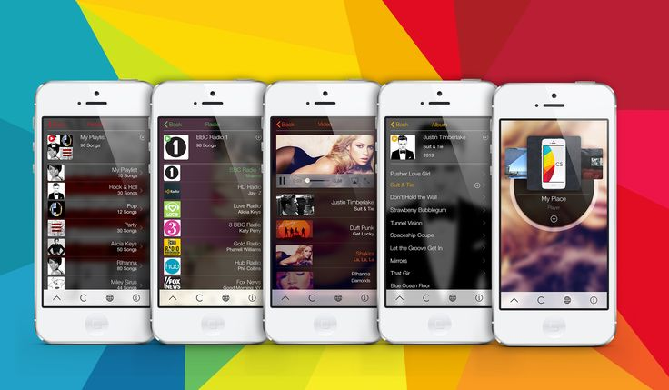 Brand New Design for #iPhone. 5 apps in one! Find out more: http://www.creation.com.es/new-design-creation-5/