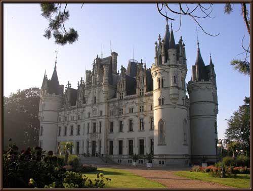 chateau challain - french castle wedding