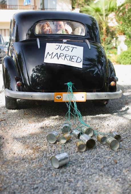 Brides.com: 14 Ways to Cut Your Wedding Budget in Half. 12. Honk Once for Love: Save $1,000. Avoid having a fancy car on standby the entire day. Choose to make a grand entrance or a big exit.  Your new wedding budget: $28,000