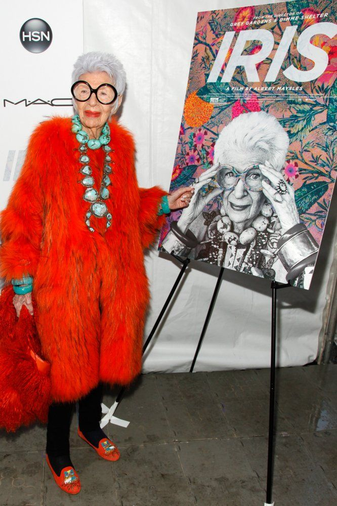 15 Questions With Fashion Icon Iris Apfel