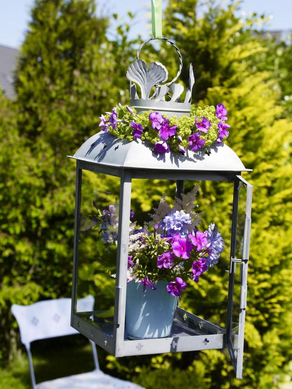 20 idee fai da te per decorare il giardino... senza spendere! - Guida Giardino