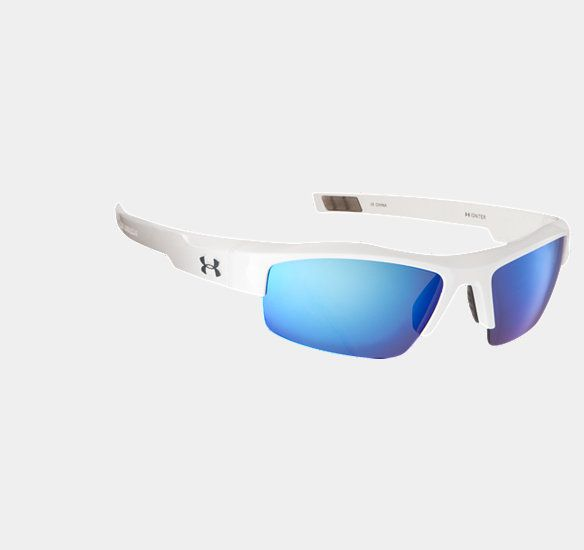 79f5c160c1 Under Armour Zone Xl Polarized Multiflection Sport Sunglasses ...