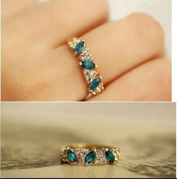 23 besten Gemstone ring Bilder auf Pinterest