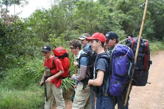 Magoebaskloof Hiking Trail - Limpopo, South Africa